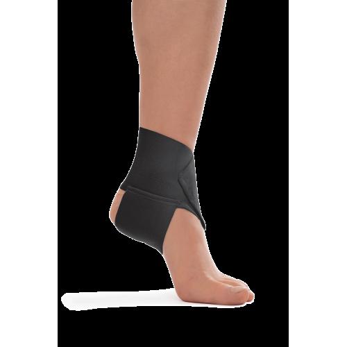 Бандаж для голеностопного сустава эластичный тип 410 Черный