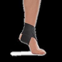 Бандаж для голеностопного сустава эластичный тип 410 Черный, фото 1