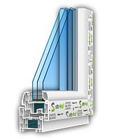 Металлопластиковые окна Steko R 700