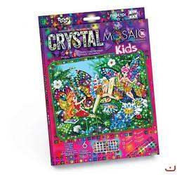 """Алмазная живопись для детей CRYSTAL MOSAIC KIDS, """"Феи"""""""