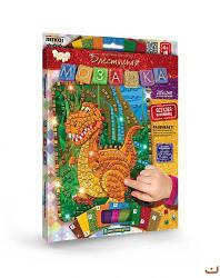 """Алмазная живопись для детей """"Динозаврик"""""""