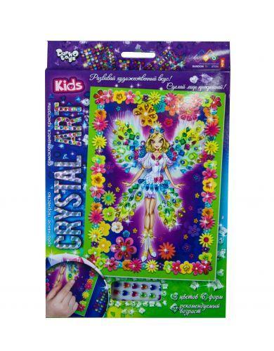"""Набор алмазной вышивки для девочки (детская) """"CRYSTAL ART KIDS: Фея"""""""