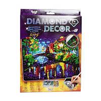 """Алмазная живопись для детей """"Diamond Decor: Рандеву"""""""