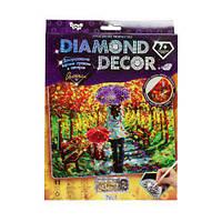 """Алмазная живопись для детей """"Diamond Decor: Осень"""""""