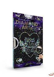 """Алмазная живопись для детей и взрослых """"DIAMOND ART"""", """"Совушки"""", DAR-01-03"""