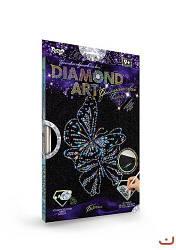 """Алмазная живопись для детей и взрослых """"DIAMOND ART"""", """"Бабочки"""", DAR-01-04"""
