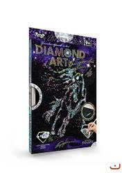 """Алмазная живопись для детей и взрослых """"DIAMOND ART"""", """"Лошадь"""", DAR-01-05"""