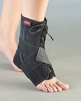 Бандаж на голеностопный сустав Aurafix 417 на шнуровке