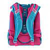 """Каркасный школьный рюкзак H-28 """"Bonjour"""",серия """"Shalby"""" 557734, фото 5"""