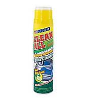 Очиститель салона пенный с щеткой Abro с запахом лайма 650 мл