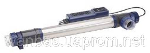 Ультрафиолет для бассейна Titan 120 Вт с интеллектуальным контролем работы в титановом корпусе (ТМ Filtreau)