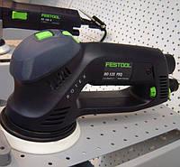 FESTOOL ROTEX RO 125 FEQ-Plus,  шлифовальная машинка с редуктором