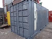 Морской контейнер, 20 футов, на продажу