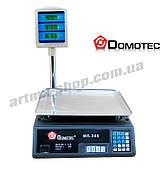 Напольные торговые весы Domotec MS-308 50кг