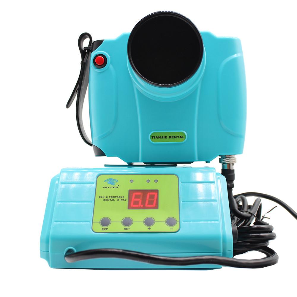 BLX-6 портативный рентген аппарат стоматологический, дентальный рентген аппарат