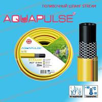 Поливочный шланг 1/2 30 м AquaPulse Италия