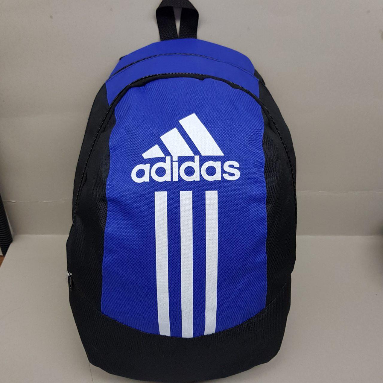 Спортивный рюкзак Adidas (Адидас), электрик ( код: IBR073BZ1 )
