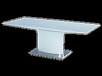 Стол обеденный деревянный LORETO Signal белый