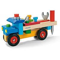 Игровой набор Janod Машинка с инструментами (J05022)