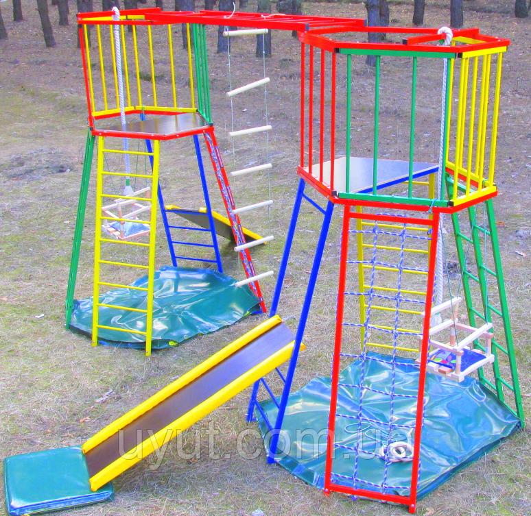 Детский спортивный комплекс ДСК Трансформер БАШНИ