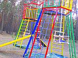 Детский спортивный комплекс ДСК Трансформер БАШНИ, фото 3