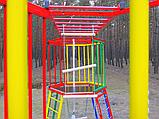Детский спортивный комплекс ДСК Трансформер БАШНИ, фото 4