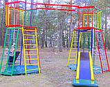 Детский спортивный комплекс ДСК Трансформер БАШНИ, фото 5