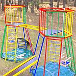 Детский спортивный комплекс ДСК Трансформер БАШНИ, фото 6