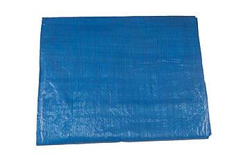 Тент Intertool - 3 x 5 м x 65 г/м2, синій