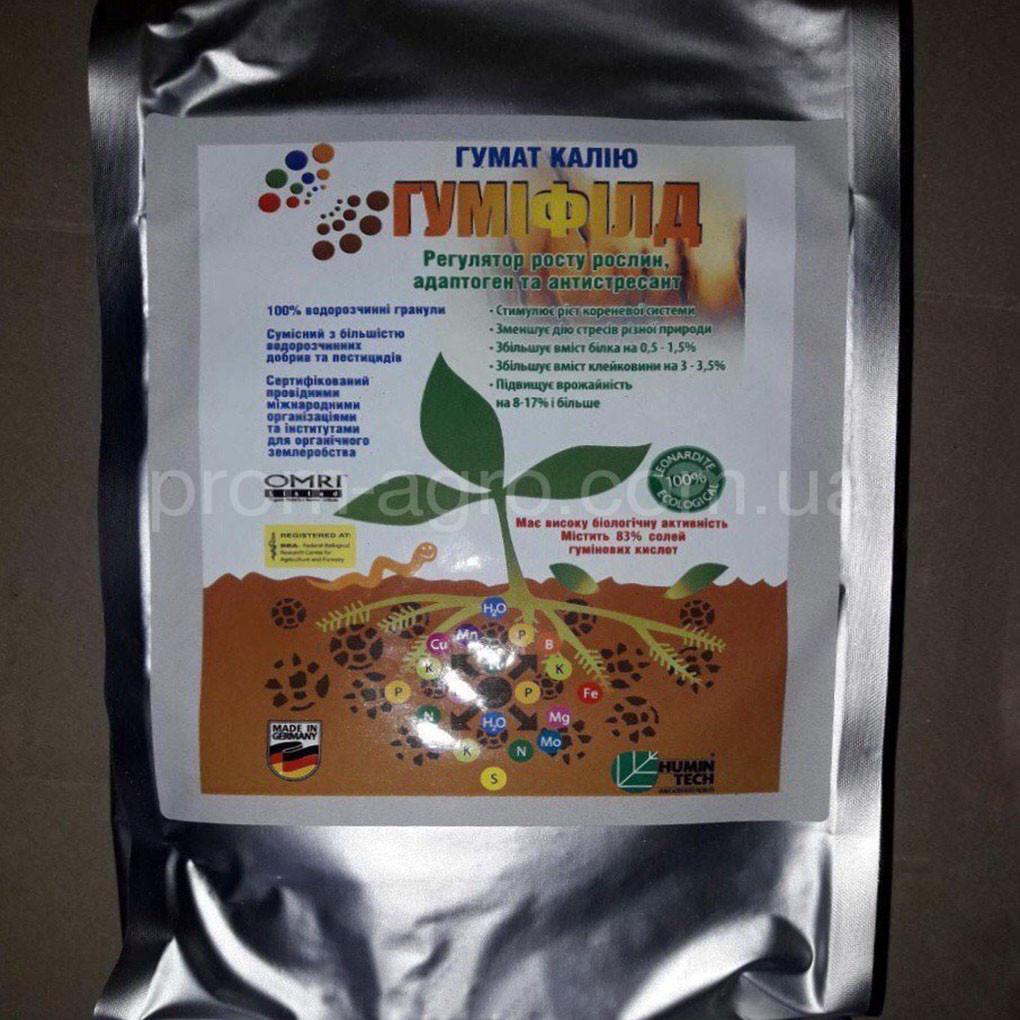 Гумифилд (Гумат калия) 1 кг