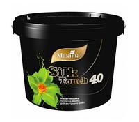 MAXIMA Интерьерная латексная краска Silk Touch 40 полуглянцевая, 12 кг