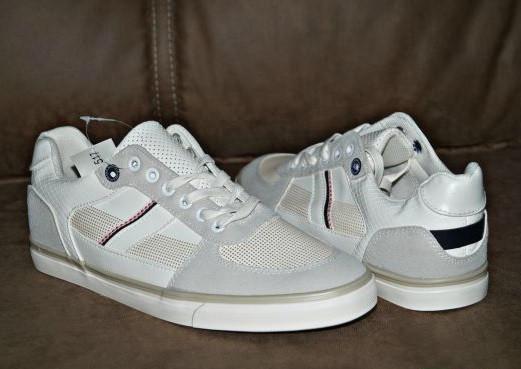 Мужские кроссовки Tommy Hilfiger - Violeta. 42размер