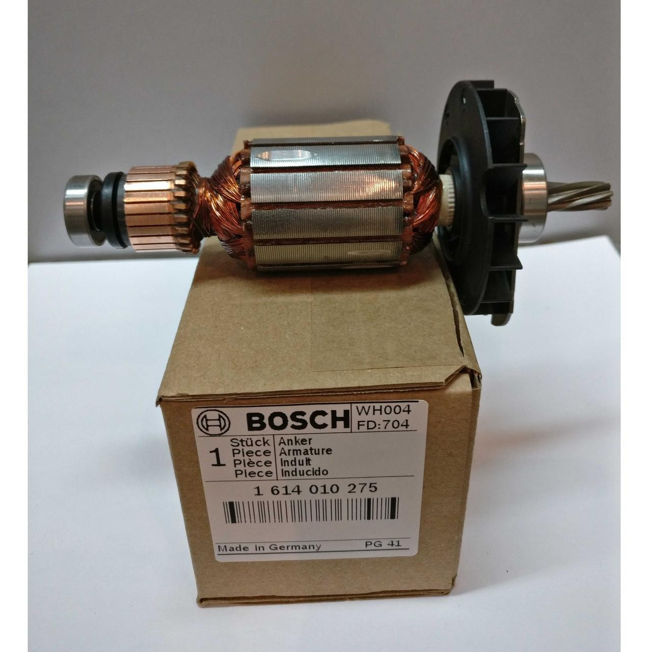 Якорь перфоратор Bosch 2-24DF оригинал 1614010275 ( 144*35 7-з лево)
