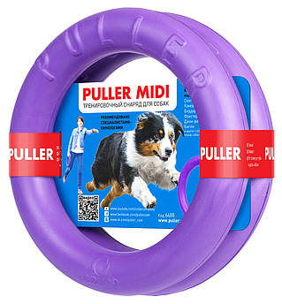 Collar PULLER - ПУЛЛЕР - тренировочный снаряд для собак МИДИ