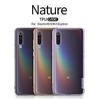 TPU чехол Nillkin Nature для Xiaomi Mi 9