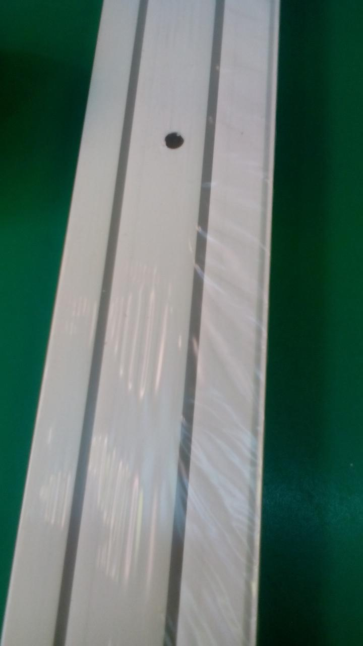 Карниз потолочный двухрядный ксм 2-2,5м