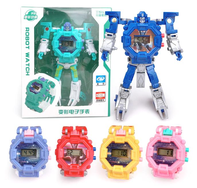Часы Robot Watch