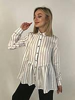 Женская рубашка / лён / Украина 23-34