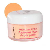 Акриловая пудра ярко-желтая)