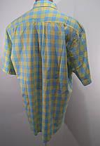 Рубашка мужская в клетку, фото 3