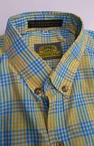 Рубашка мужская в клетку, фото 2
