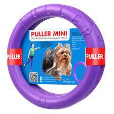 Collar PULLER - ПУЛЛЕР - тренировочный снаряд для собак МИНИ
