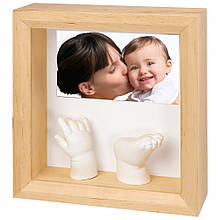 Набір для фото та дитячих зліпків Baby Art Photo Sculpture Frame