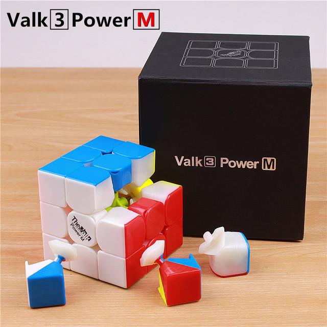 Кубик Рубика 3x3 The Valk 3 Power M (Цветной)