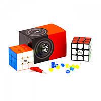 Кубик Рубика 3х3 MGC V2 (Magnetic) цветной MoYu, фото 1