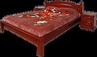 Кровать из натурального дерева Глория