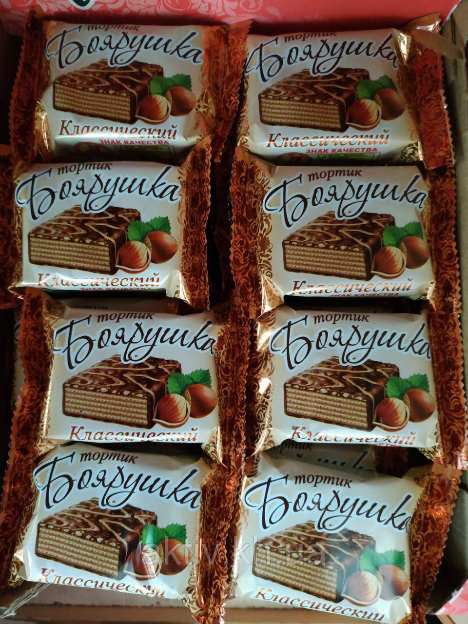 Тортик Боярушка классический