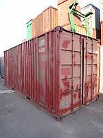 Стандартный 20 футовый контейнер, на продажу