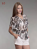 Яркая летняя блузка 10, фото 1