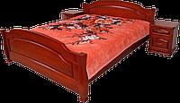 Кровать из натурального дерева Лагуна